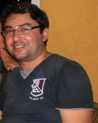 O dentista Claudinner Uchôa Mendes Araújo