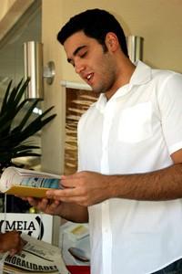 O assessor parlamentar Fabrício Fernandes (Foto: Arquivo pessoal / divulgação)