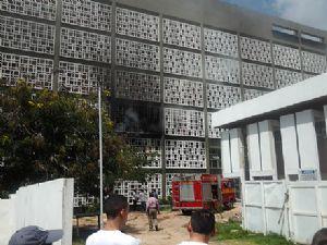 Hospital Carlos Macieira.