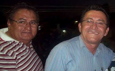 Randolfo Oliveira e Raimundo Almeida.