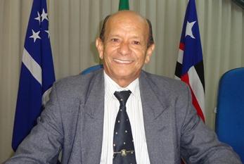 Vereador Samuel Nitron de Araujo Lima.
