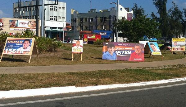 Candidatos a vereador de São Luís.
