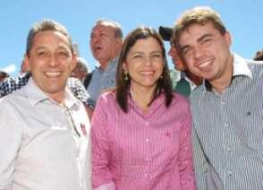 Juran, Roseana e Bine Figueiredo.