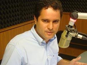 Edivaldo Holanda Jr. é candidato à prefeitura de São Luís. (Foto: Zeca Soares/G1)