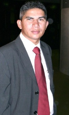 Candidato Beto Pixuta.