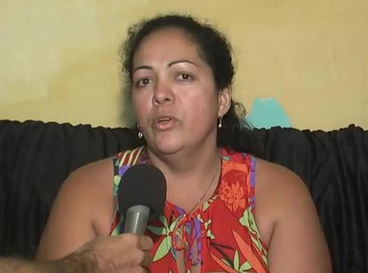Professora Andréa Medeiros Amorim.