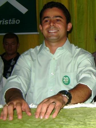 Eric Costa mostra força em Barra do Corda.