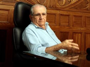 Prefeito de São Luís, João Castelo.