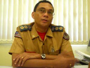 Coronel Jonas Batista Durans.