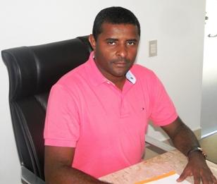 Vereador eleito Fábio Câmara.