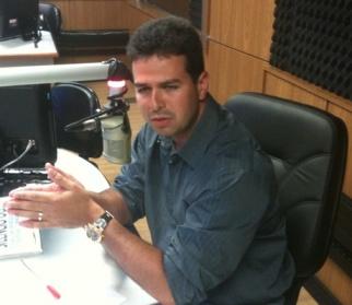 Gil Cutrim prefeito de Ribamar.