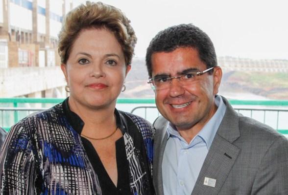 Dilma Rousseff e Guterres.