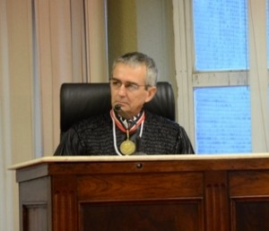 O juiz federal Nelson Loureiro.