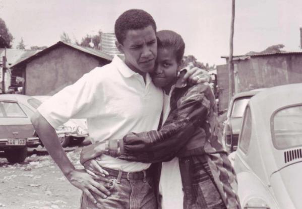 A fé depositada pela esposa e alicerce do presidente reeleito dos Estados Unidos.