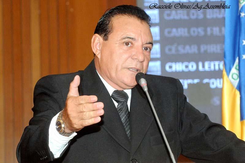 Deputado Raimundo Cutrim.