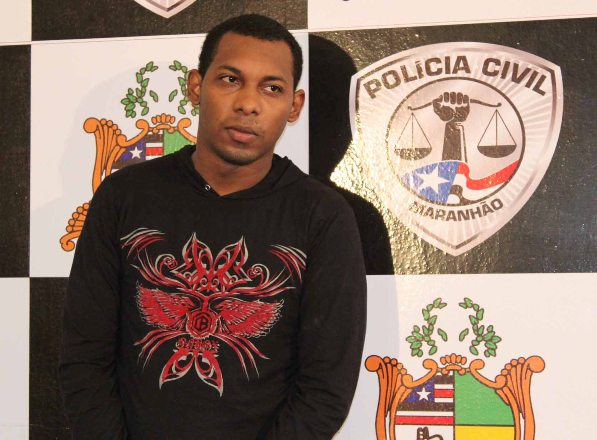 Envolvido na morte do jornalista Décio Sá. (Foto: Mauro Wagner).