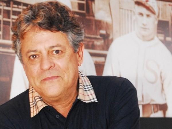 No mesmo dia, em dezembro de 2008, na apresentação de 'Malhação' (Foto: TV Globo / João Miguel Júnior)