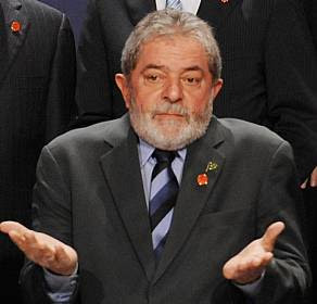 Ex-presidente Lula.