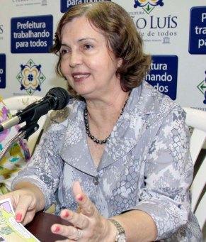 Secretária Roseli Ramos