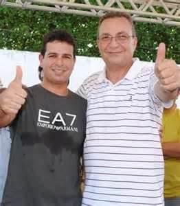 Gil Cutrim e Luis Fernando.