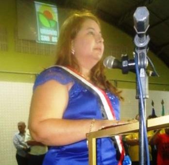 A petista Iracema Vale.