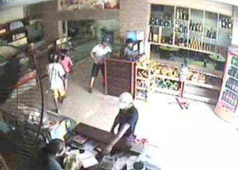 Bandidos assaltam panificadora em Pedreiras.