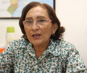 Nilce Farias comemora decisão maluca do TRE em seu favor.