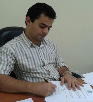 Eric Costa, prefeito de Barra do Corda.