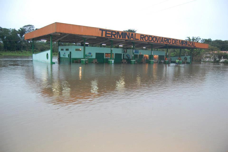 Terminal Rodoviário de Mirinzal