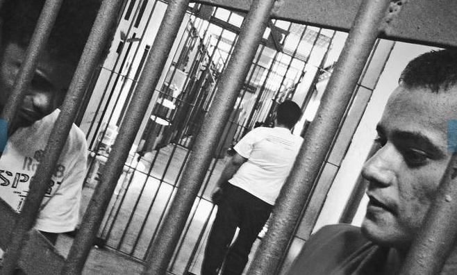 Casa de Detenção Provisória de São Luís (MA) André Coelho / O Globo.