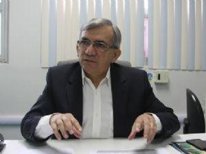 Reitor da UFMA, Natalito Salgado.