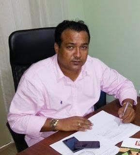 Júnior Cascarias persegue funcionários em Poção de Pedras.
