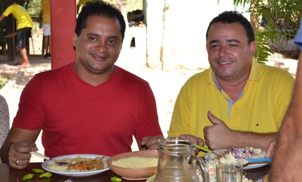 Weverton Rocha e as relações perigosas com Erlânio Xavier, apontado como membro de (ORCRIM).