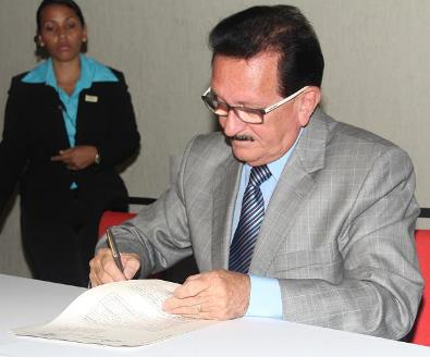 Edmar Cutrim presidente do TCE-MA.