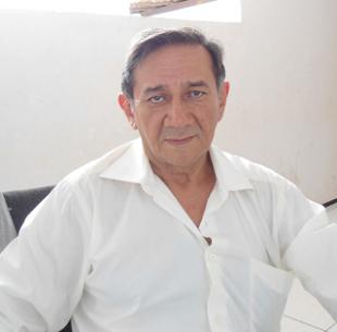 Prefeito Dr. Antônio Carlos.