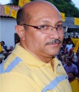 Prefeito Raimundo Alves Neto.