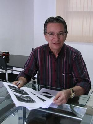 Diretor do Cintra,  Arnaldo Martinho Costa da Costa
