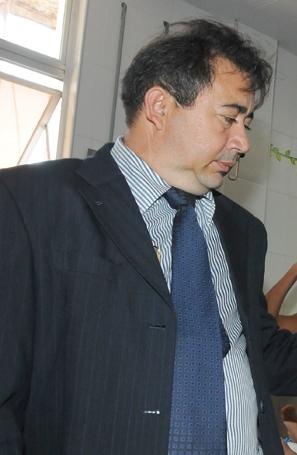 Vereador Manoel Rego.