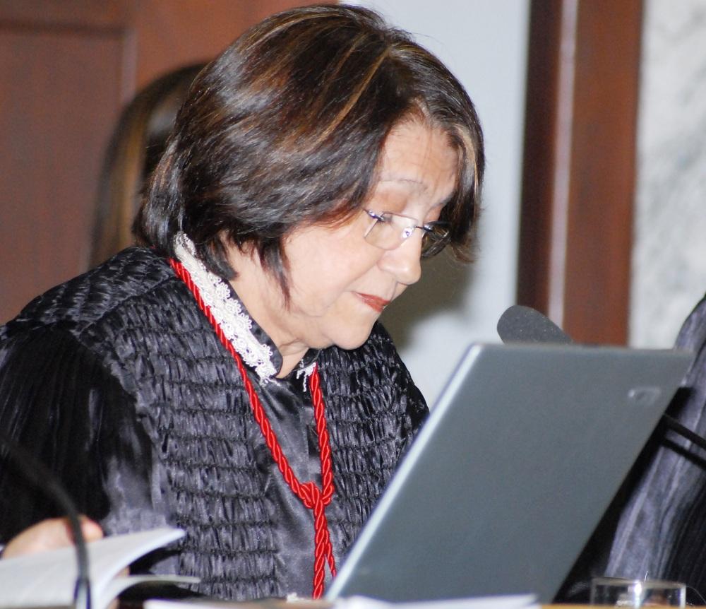 Maria das Graças Duarte afirmou que a Constituição veda qualquer retenção à entrega de recursos