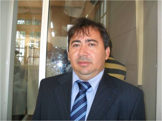 Vereador Manoel Rego