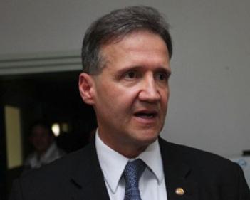Secretário de Segurança Pública, Aluísio Mendes.