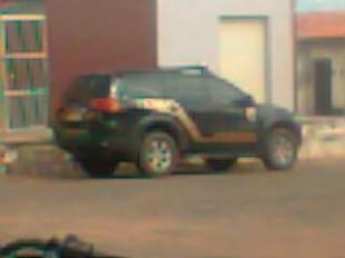 Polícia Federal amanheceu em Brejo de Areia