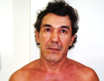 Estuprador conhecido como Pantico.