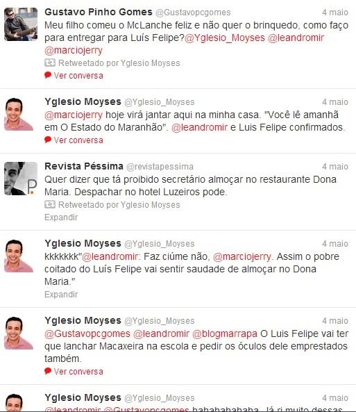 Diretor do Socorrão I acha infração penal engraçada. Foto: Reprodução / Twitter