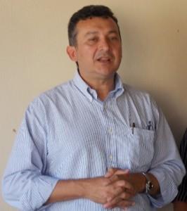 Secretário Fernando Fialho.