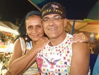 Ao lado da esposa, Fernando Sarney aparece em foto curtindo marafolia.