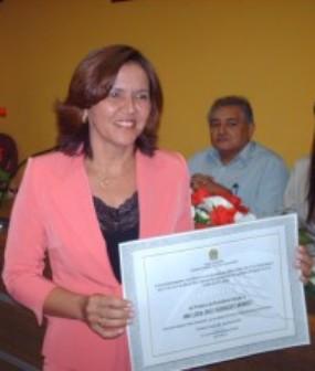 Prefeita de Presidente Vargas