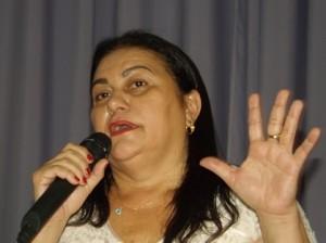 Prefeita de Rosário foi afastada por determinação da Câmara dos Vereadores. Foto: Reprodução