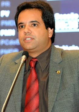 Deputado Edilázio Júnior.