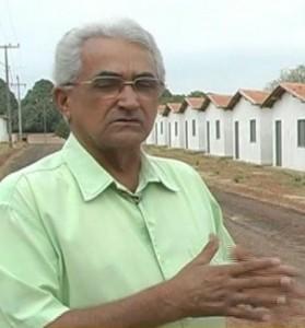 Ex-prefeito do município de Grajaú, Mercial Lima de Arruda